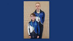 Tom en Oebele verdienen brons