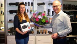 Carlijn Basteleur uit Dokkum wint Canon fotocamera