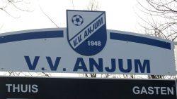 Ruime overwinning voor Anjum tegen Ropta Boys