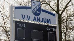 VV Anjum speelt gelijk tegen VV Rijperkerk