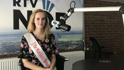 Daniëlle Riemersma is finaliste in The Miss Globe Netherlands