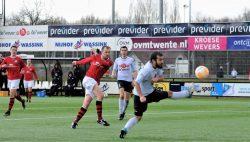 VV Buitenpost pakt punt in blessuretijd