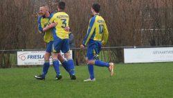 Wierd de Vries scoorde de 1-0