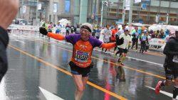 Piet Boelens Finisher Tokyo Marathon