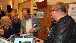 Ruim tachtig belangstellenden bezoeken Programmamarkt Noardeast-Fryslân