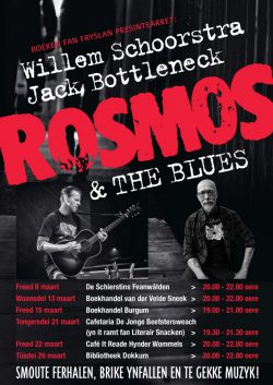 Data optredens Rosmos & the Blues