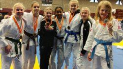 Zeven judoka's van Kings plaatsen zich voor NK