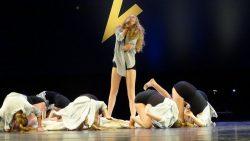 DansStudio Dokkum presteert op NK Dance Stars