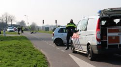 Fietsster ernstig gewond bij aanrijding Buitenpost