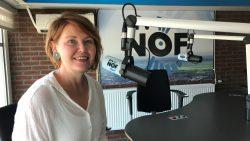 Esther Hilderink namens Plaatselijk Belang Kollum