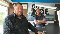 Johan Talsma en Sape Woudman over informatiebijeenkomst