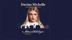 Davina Michelle op Admiraliteitsdagen