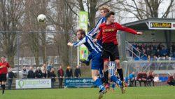 VV Hardegarijp krijgt te veel tegen SC Veenwouden