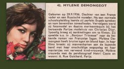 Mylene Demongeot