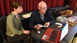 Honderd belangstellenden bij Bingo 18 + In Kollumerzwaag