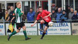 Broekster Boys stelt teleur tegen VV Winsum