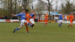 Degelijke overwinning voor VV Kollum