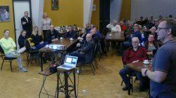 Bijeenkomst herinrichting Mounetille