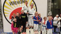 Judo Kings op tweede plaats in Assen