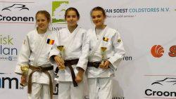 Judoka Milou Hendriks kampioen in België