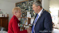 Familie van der Bijl viert zestigjarig huwelijk
