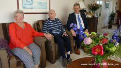 Echtpaar vd Schaaf-Idema 65 jaar getrouwd