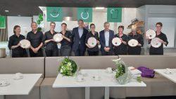 Gouden Schaal voor gezonde schoolkantines ROC Friese Poort