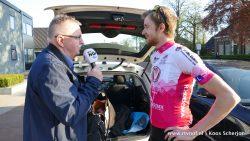Lammert Brouwer (RTV NOF) in gesprek met Jan Fennema