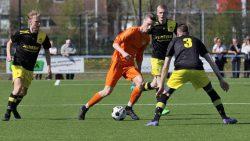 VV Kollum wint met 3-5 van Leovardia