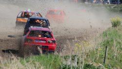 Paasmaandag eerste autocross in Kollum