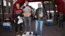 Winnaar Kollumer Katloop Tjerk Dijkstra