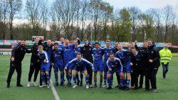 Belangrijke winst VV Buitenpost op Flevo Boys
