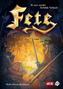 Omslag stripboek Fete