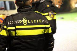 Fietser aangereden door automobilist in Hallum