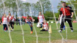 SC Heerenveen clinic bij V.V. Ternaard