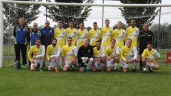 Geel Wit tegen SC Bolsward 2-2