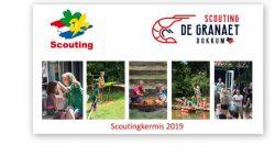 Scouting kermis Scouting de Granaet op 6 juli