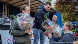 Renze Pieter Veltman, Steven Gerlofs, Arjen Bruinsma. (Meer foto's www.rtvnof.nl)