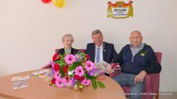 Echtpaar Bosma vierde 65 jarig huwelijk