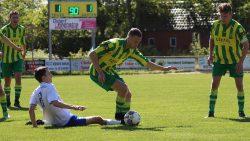 Harkema-Opeinde wint streekderby met 2-1