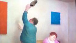"""Schilderij """"Mug"""" van kunstschilder Marius van Dokkum"""