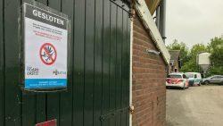 Burgemeester Apotheker sluit drugspand Jannum