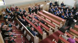 Duoconcert in kerk Lioessens