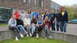 LC-scholieren tonen 'guts' bij uitwisselingsproject
