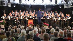 Chr  Westerlauwers Mannenkoor bij het Pinksterfeest