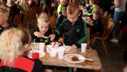 Jumbo Kollum familiedag bij V.V. Friese Boys