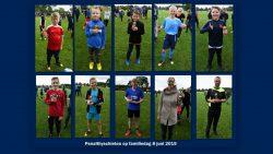 De winnaars van het Penalty-schieten