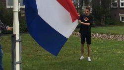 Dirk Gorter uit Feanwâlden slaagt na bewogen schooljaar