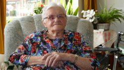 Mevrouw Gatske Wouda -Braaksma 100 jaar