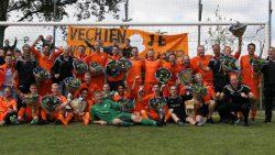 VV Kollum promoveert naar de 2e klasse
